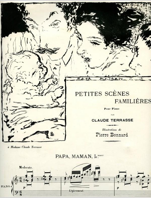 TERRASSE (Claude) - BONNARD (Pierre)