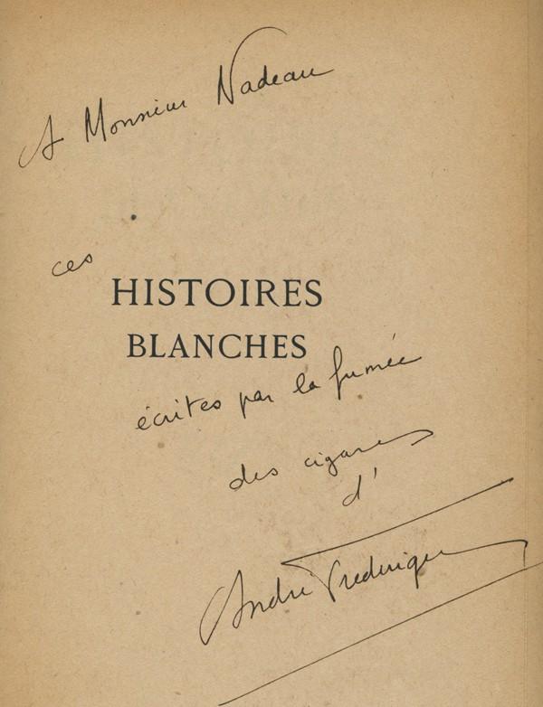 FRÉDÉRIQUE (André)