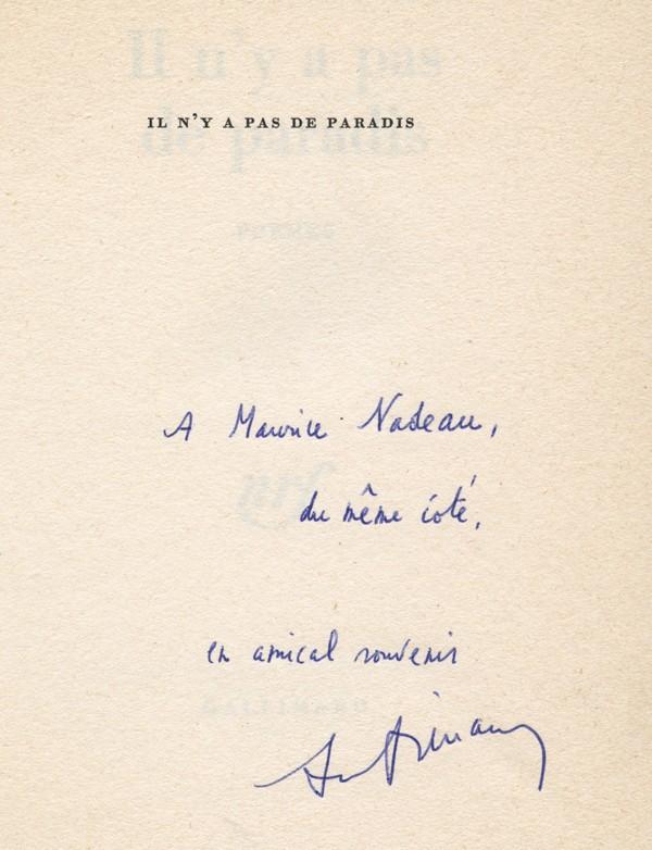 FRÉNAUD (André)
