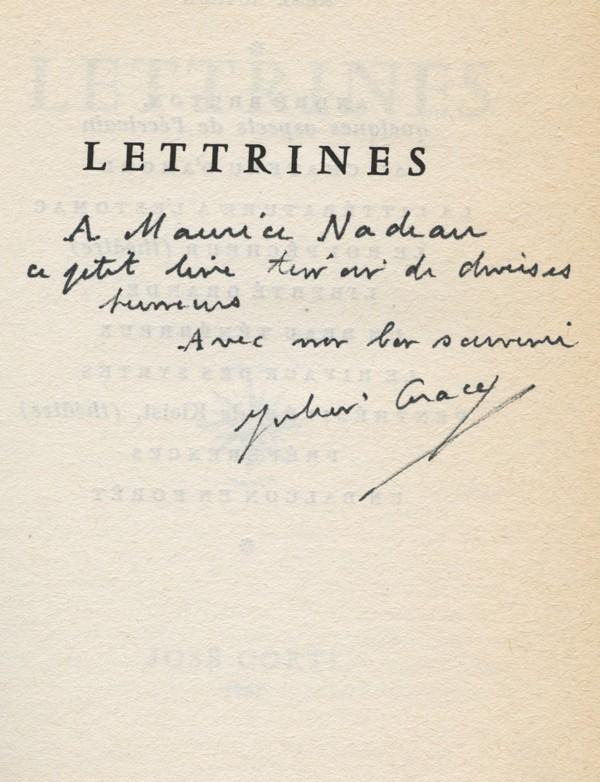 GRACQ (Julien)