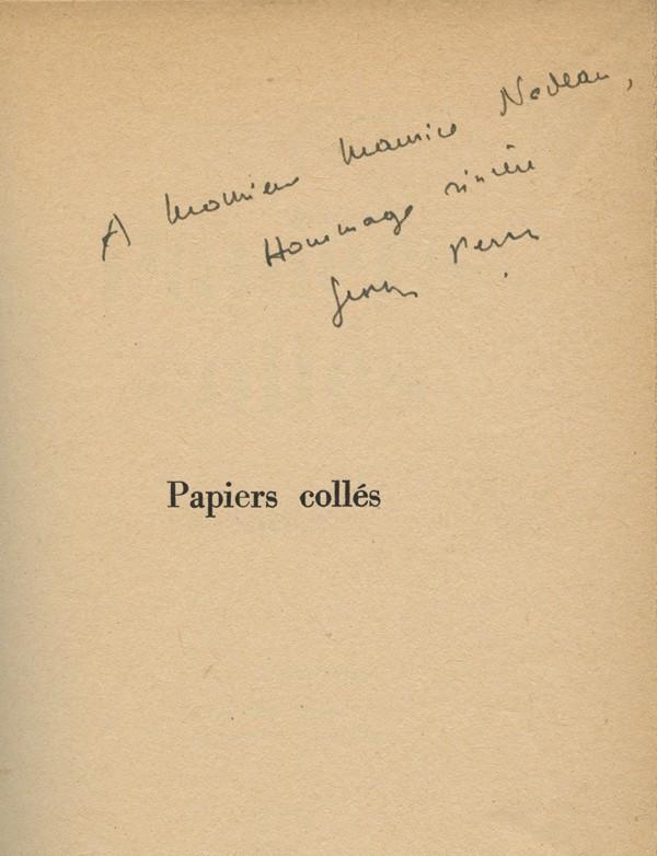 PERROS (Georges)