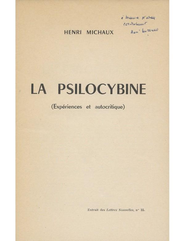 MICHAUX (Henri)