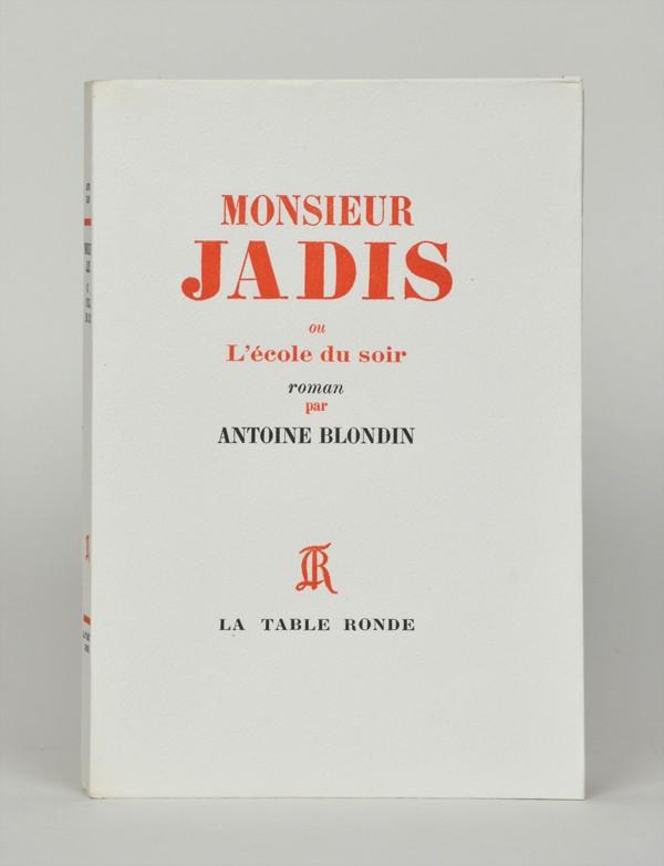 BLONDIN (Antoine)