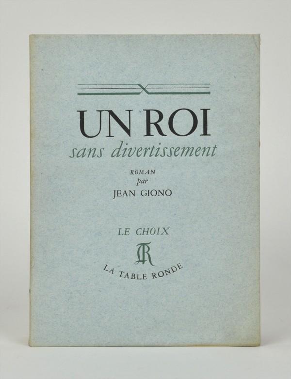 GIONO (Jean)