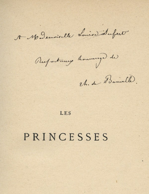 BANVILLE (Théodore, de)