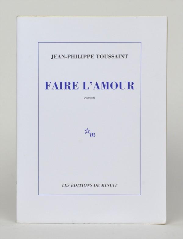 TOUSSAINT (Jean-Philippe)
