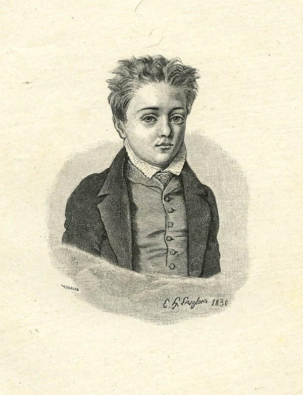 [FLAUBERT (Gustave)] COMMANVILLE (Caroline)