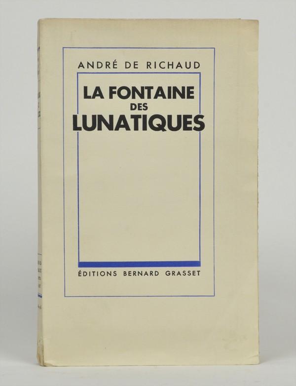 RICHAUD (André, de)