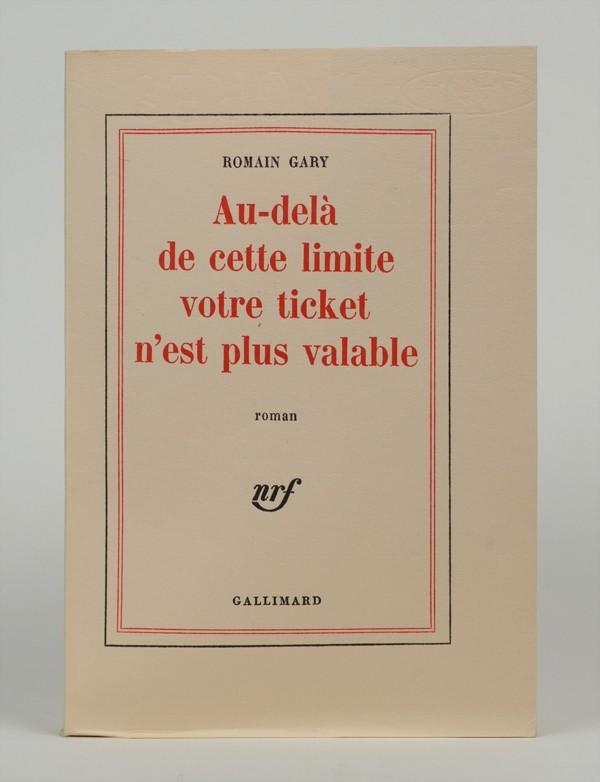 GARY (Romain)