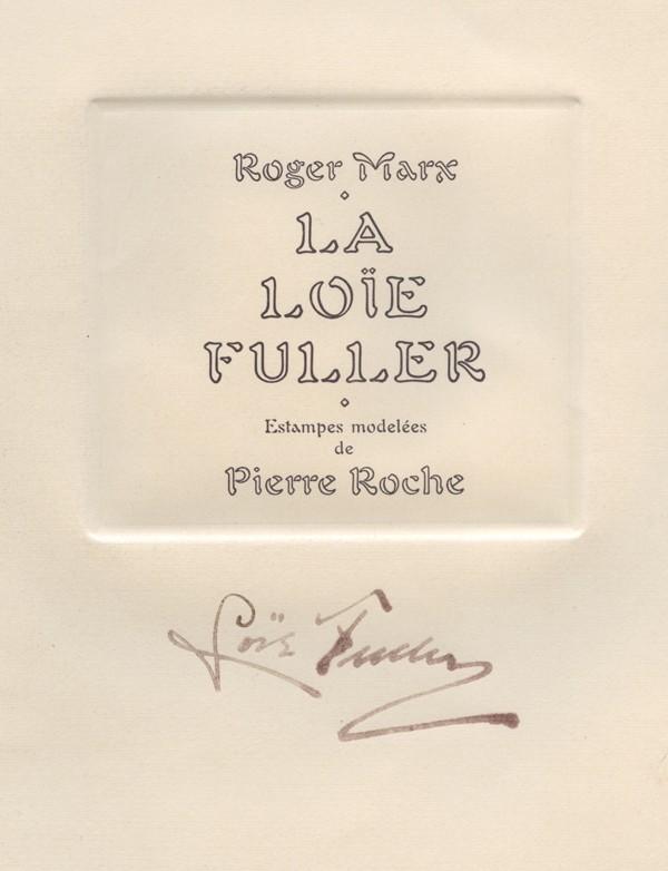 ROCHE (Pierre) & MARX (Roger)
