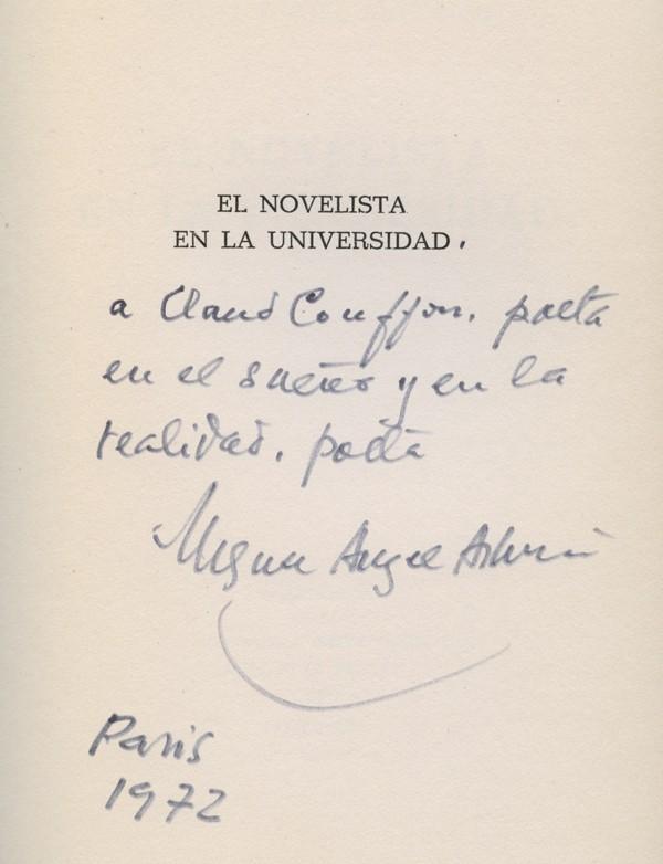 ASTURIAS (Miguel Angel)