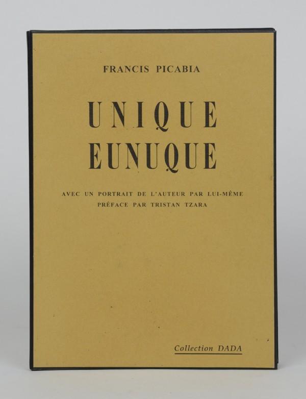 [NADOT (Julie)] PICABIA (Francis)