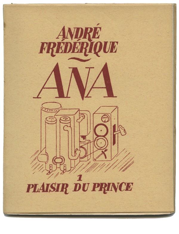 FREDERIQUE (André)