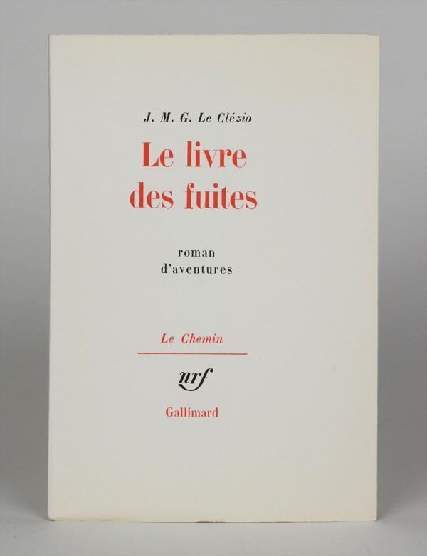 LE CLEZIO (J. M. G.)