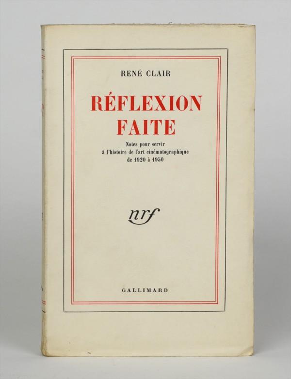 CLAIR (René)