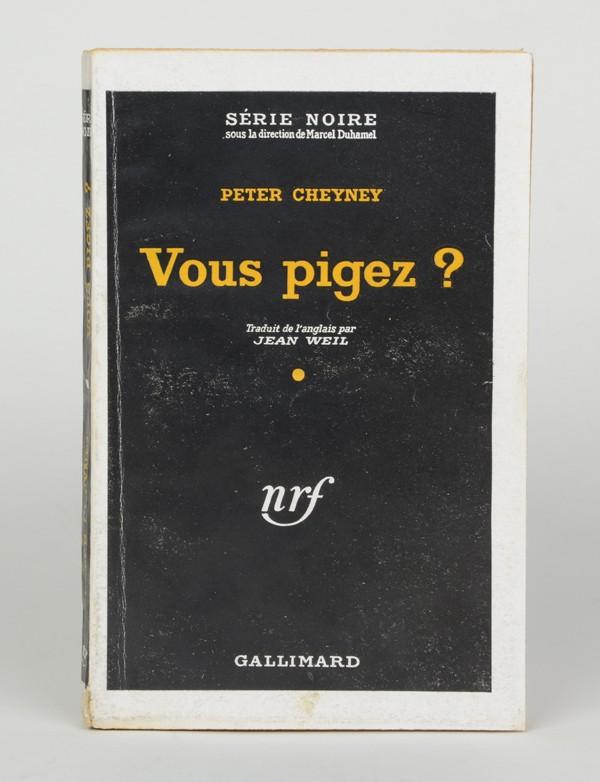 CHEYNEY (Peter)