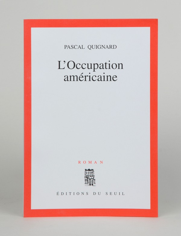 QUIGNARD (Pascal)