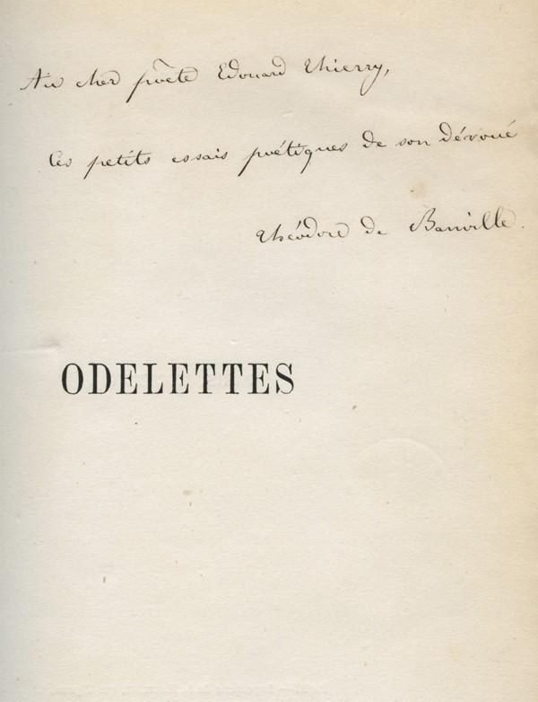 BANVILLE (Théodore de)