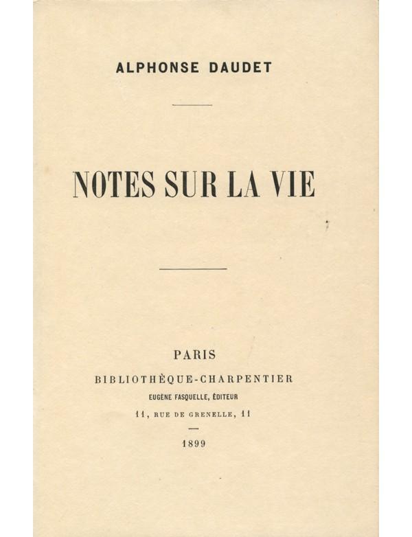 DAUDET (Alphonse)