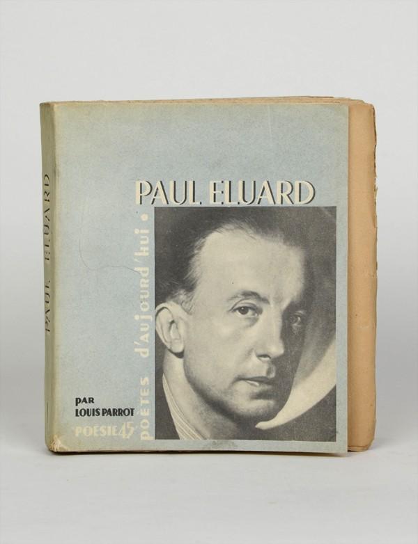 [ÉLUARD (Paul)] PARROT (Louis)