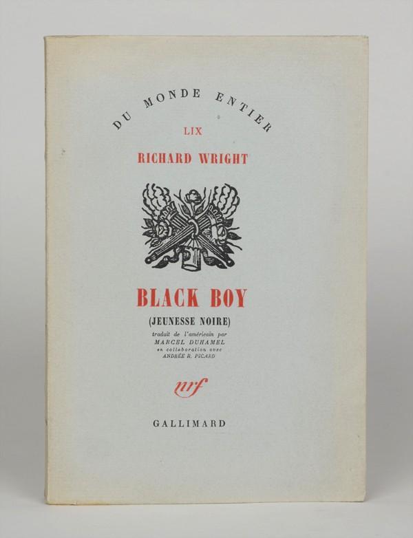 WRIGHT (Richard)