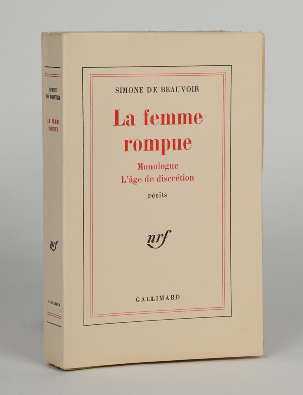 BEAUVOIR (Simone, de)