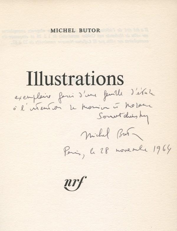 BUTOR (Michel)