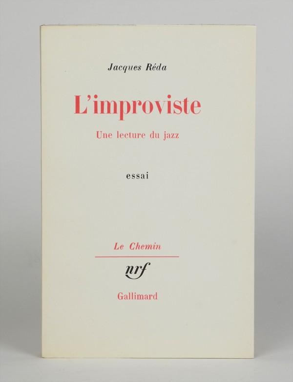 RÉDA (Jacques)