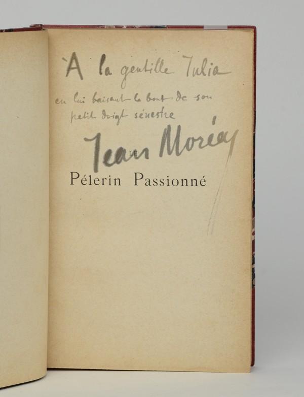 MORÉAS (Jean)