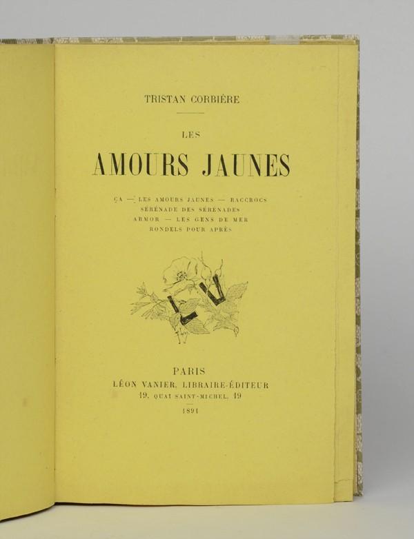 CORBIÈRE (Tristan)
