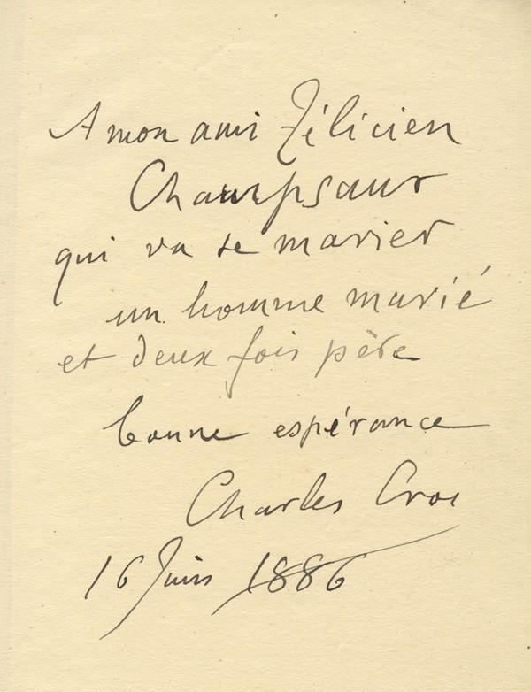 CROS (Charles)