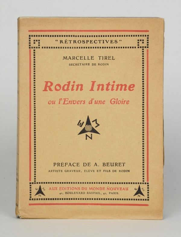 [RODIN (Auguste)] TIREL (Marcelle)