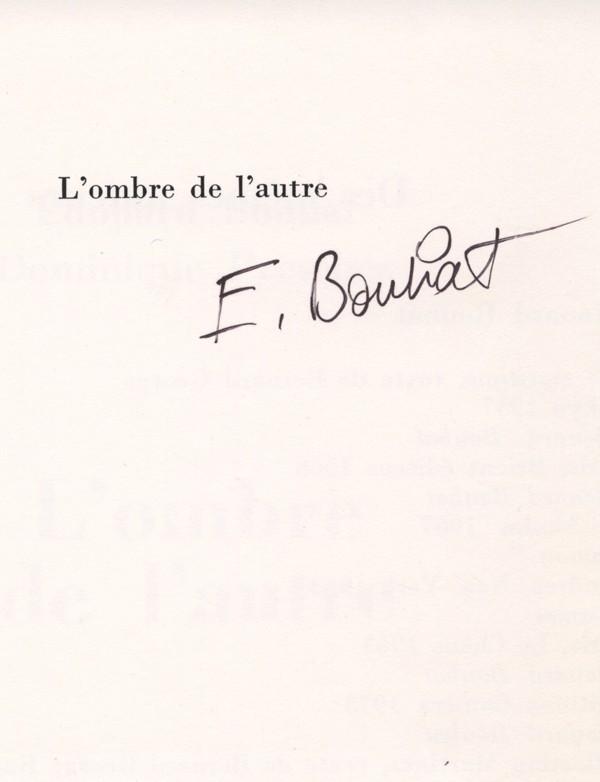 BOUBAT (Edouard) & PRESCHEZ (Dominique)