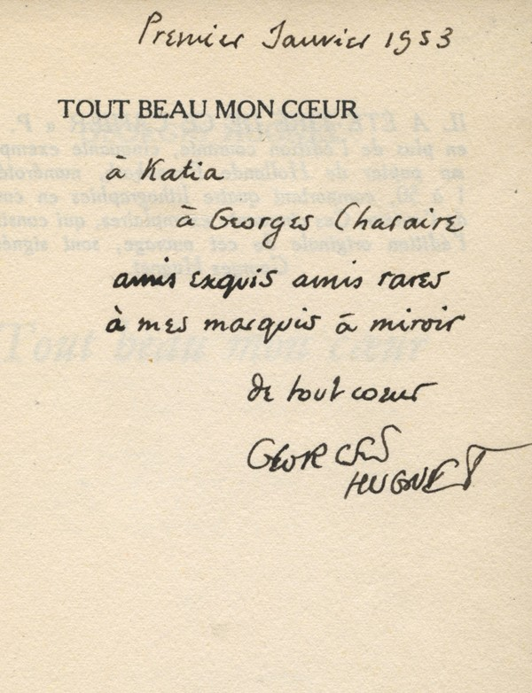 HUGNET (Georges)