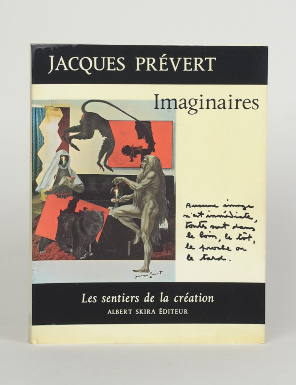 PRÉVERT (Jacques)