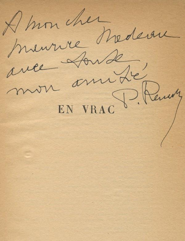 REVERDY (Pierre)