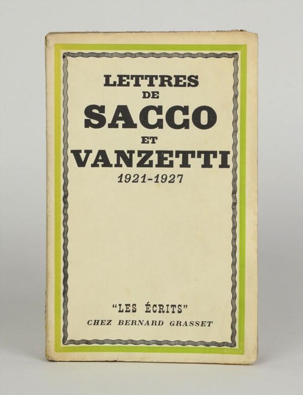 SACCO (Nicolas) & VANZETTI (Bartolomeo)