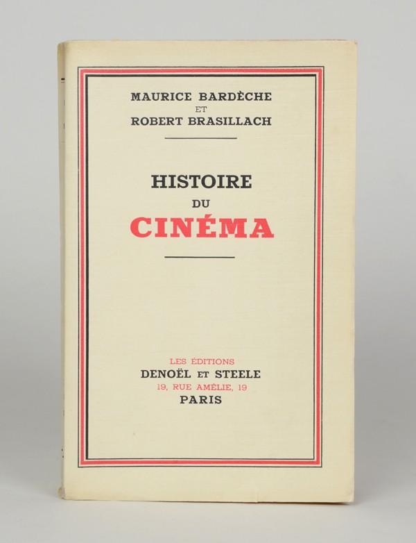 BARDÈCHE (Maurice) & BRASILLACH (Robert)