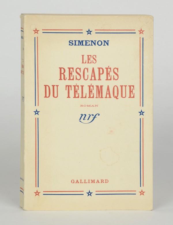 SIMENON (Georges)