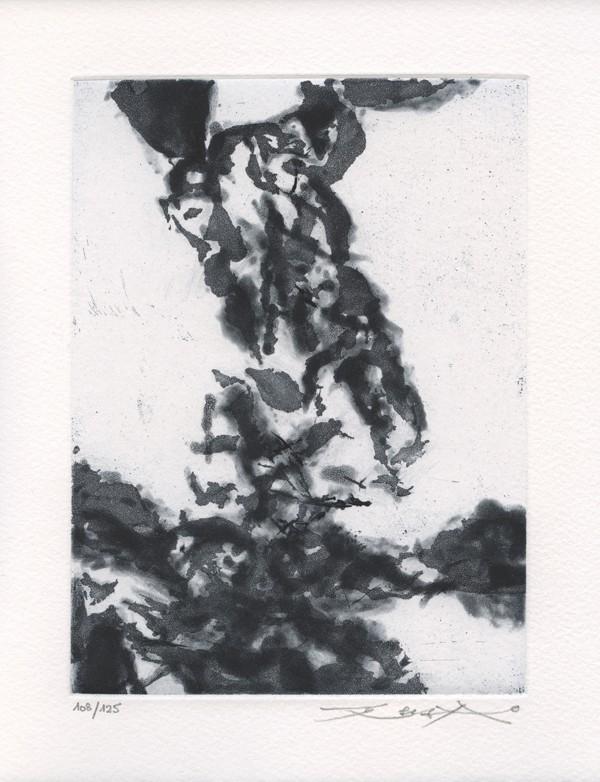 ZAO WOU-KI & GÉBRANE (Khalil Gébrane)