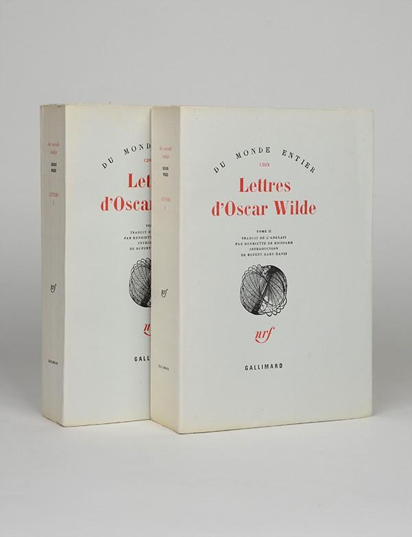 WILDE (Oscar)