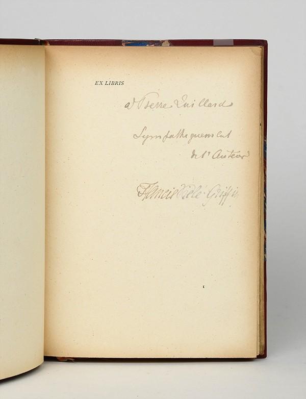 VIELÉ-GRIFFIN (Francis)