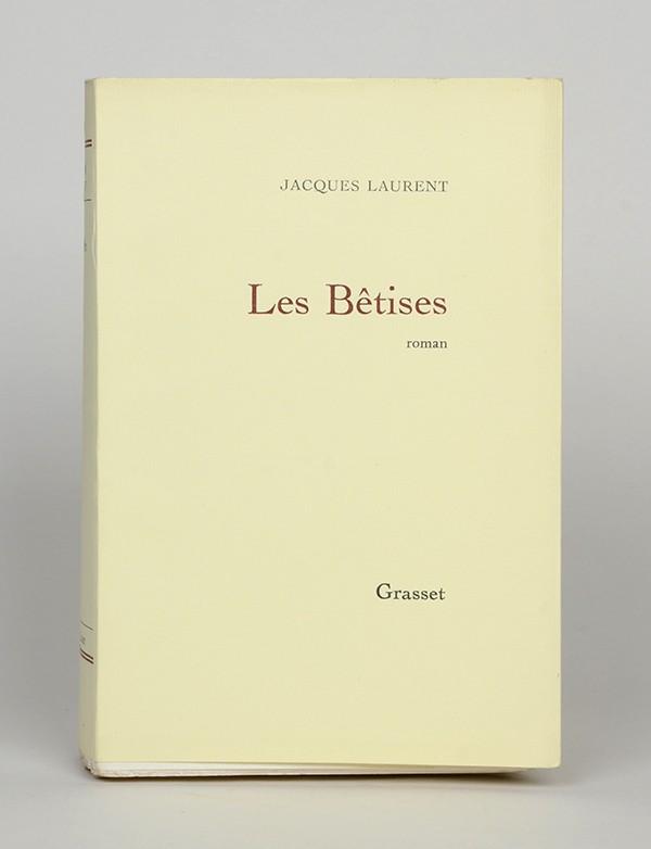 LAURENT (Jacques)