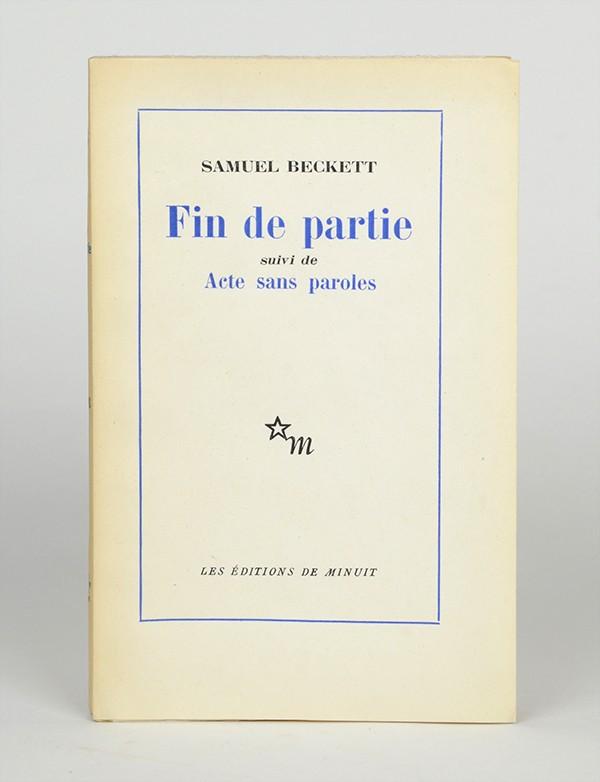 BECKETT (Samuel)