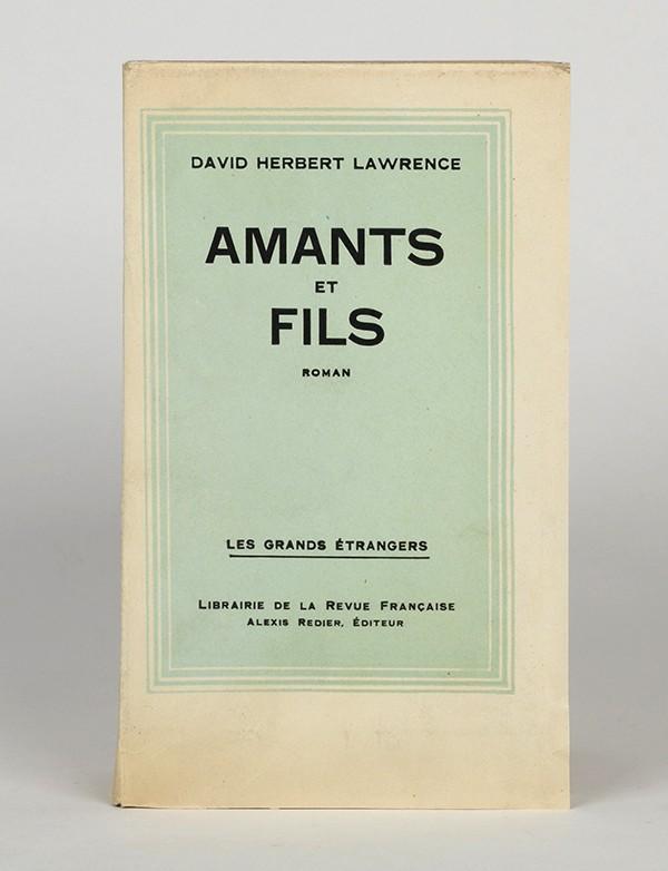 LAWRENCE (David Herbert)