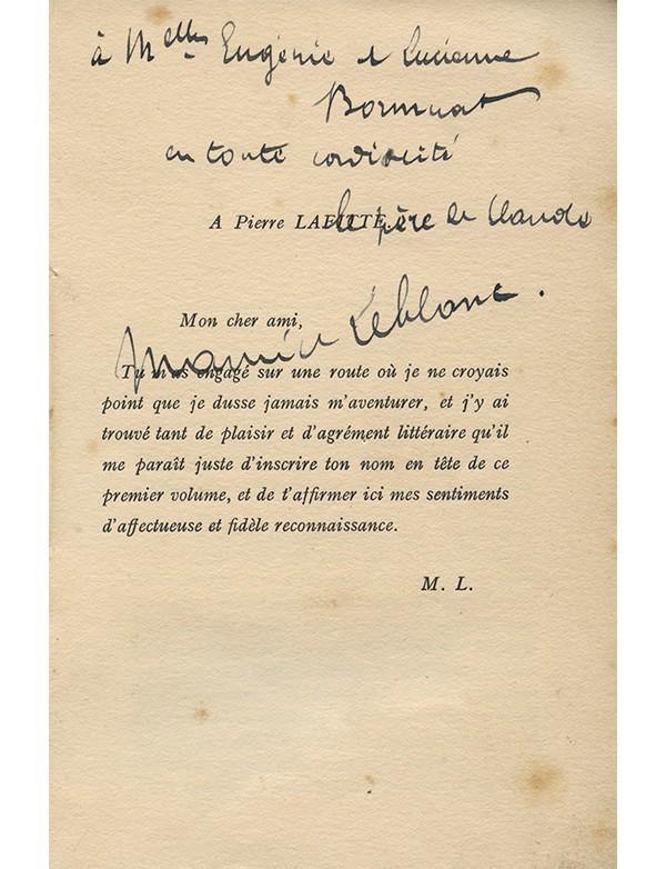 LEBLANC (Maurice)