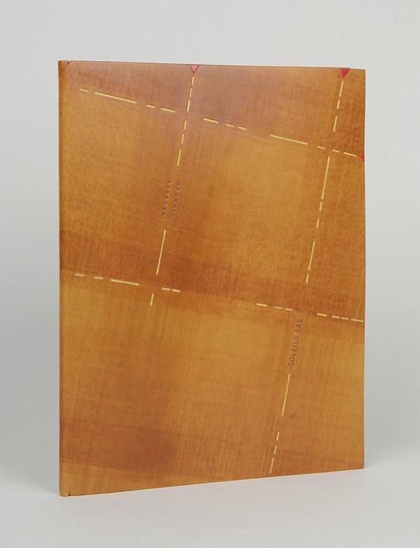 MASSON (André) & LIMBOUR (Georges) Soleils bas Galerie Simon 1924
