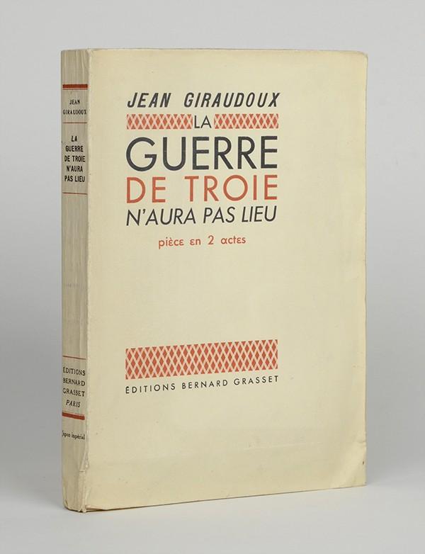 GIRAUDOUX (Jean)
