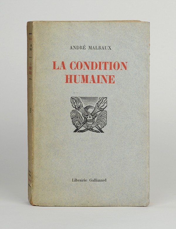 MALRAUX (André)