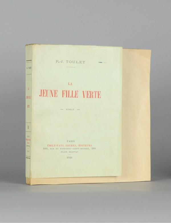 TOULET (Paul-Jean)